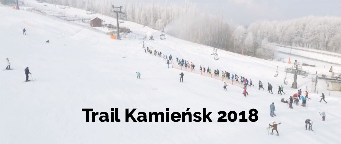 Zdjęcie z biegu Trail Kamieńsk 2018